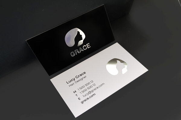Showoff your business cards